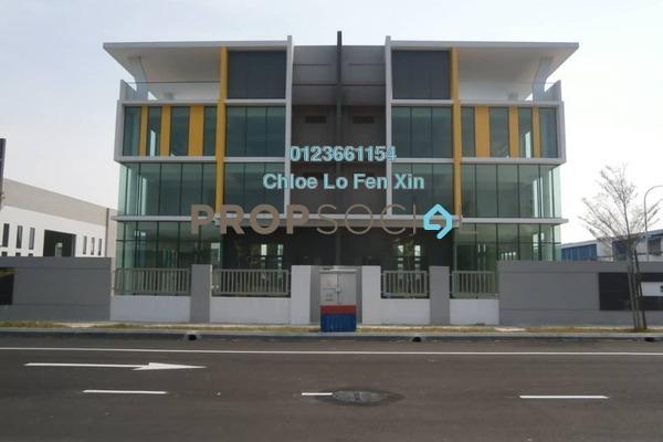 Factory For Sale in Kawasan Perindustrian Sungai Puloh, Meru Freehold Unfurnished 0R/0B 3.4m