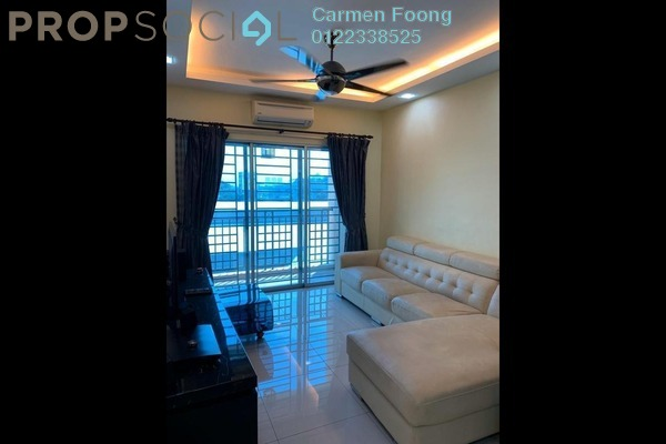 Condominium For Rent in Connaught Avenue, Cheras Freehold Fully Furnished 3R/2B 1.6k