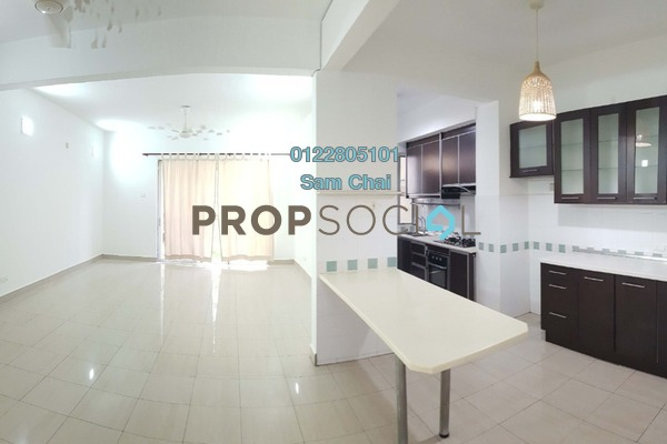Terrace For Sale in Adiva, Desa ParkCity Freehold Semi Furnished 3R/3B 2.25m