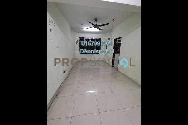 For Sale Apartment at Taman Ehsan Jaya, Johor Bahru Freehold Unfurnished 3R/2B 190k