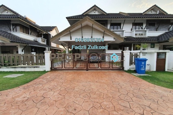 For Sale Semi-Detached at Divina, Shah Alam Leasehold Unfurnished 5R/5B 1.5m