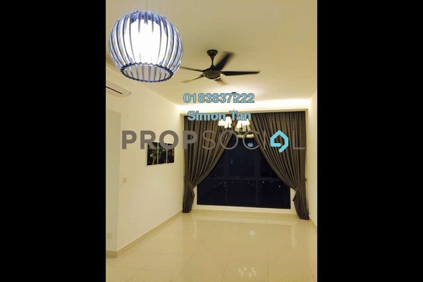 For Sale Condominium at 8 Kinrara, Bandar Kinrara Freehold Semi Furnished 3R/2B 690k