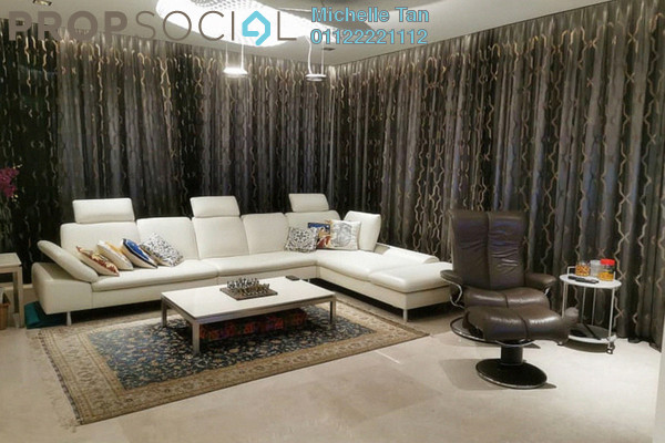 Serviced Residence For Sale in The Troika, KLCC Freehold Fully Furnished 3R/5B 2.38m