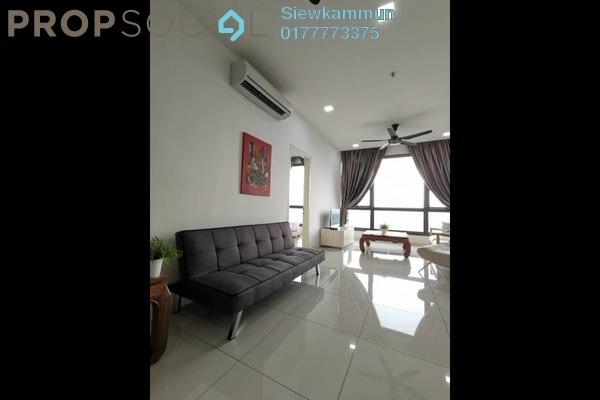 Condominium For Rent in Amanjaya, Sungai Petani Freehold Fully Furnished 2R/2B 1.9k