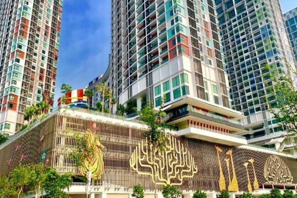 Condominium For Rent in Hyde Tower, Shah Alam Freehold fully_furnished 1R/1B 1.3k