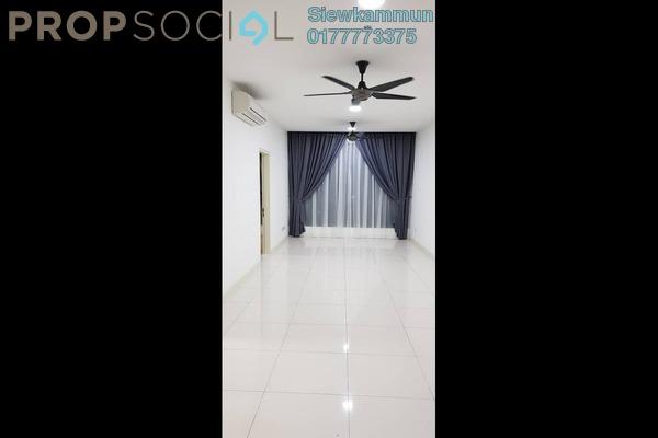 Condominium For Rent in Amanjaya, Sungai Petani Freehold Semi Furnished 2R/2B 1.5k
