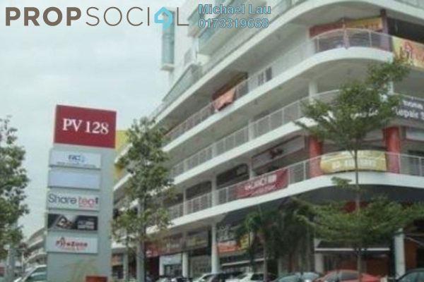 Shop For Sale in Platinum Mondrian PV128, Setapak Freehold Semi Furnished 0R/0B 4.5m