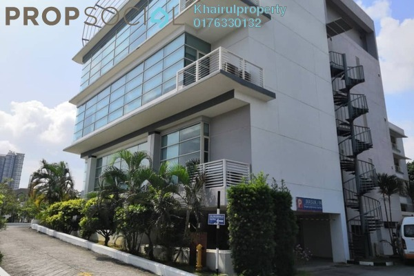 Office For Rent in CBD Perdana 2, Cyberjaya Freehold Fully Furnished 1R/10B 250k