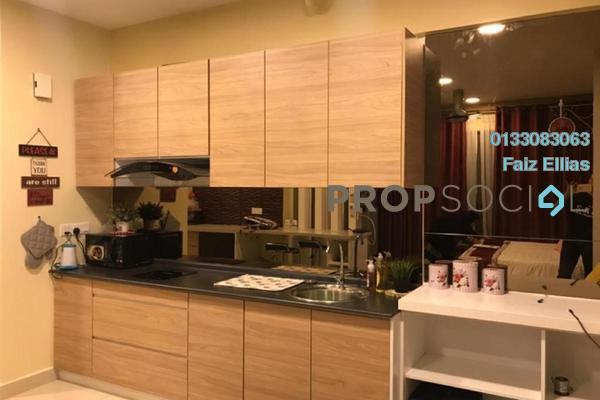 SoHo/Studio For Rent in EVO Soho Suites, Bandar Baru Bangi Freehold Fully Furnished 0R/1B 1.4k