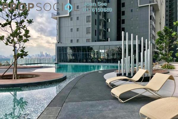 Condominium For Rent in Nidoz Residences, Desa Petaling Freehold Semi Furnished 4R/2B 1.8k