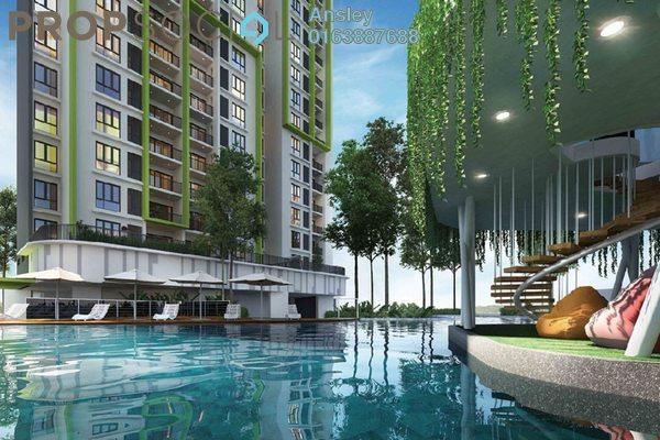 SoHo/Studio For Sale in SS12, Subang Jaya Freehold Fully Furnished 1R/1B 415k