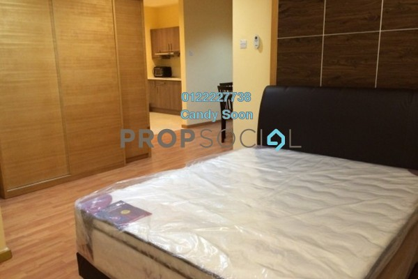 Condominium For Sale in Parkview Towers, Bukit Jambul Freehold Fully Furnished 1R/1B 550k