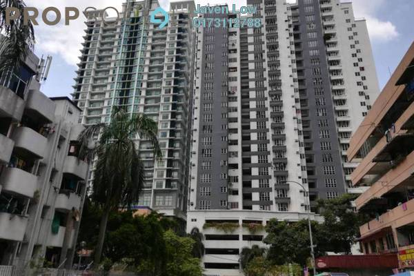 For Rent Condominium at Sri Emas, Pudu Freehold Fully Furnished 4R/1B 2.2k