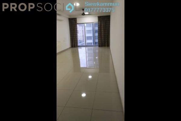 Condominium For Rent in Villa Crystal, Segambut Freehold Semi Furnished 4R/3B 2k