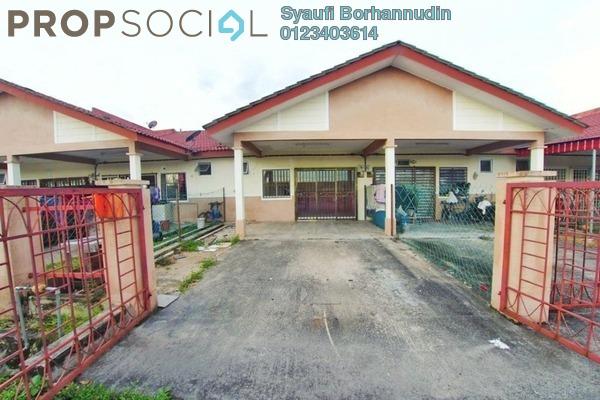 Terrace For Sale in Nusari Bayu, Bandar Sri Sendayan Freehold Unfurnished 3R/2B 250k