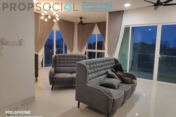 For Rent Condominium at 280 Park Homes, Puchong Freehold Fully Furnished 4R/4B 3k