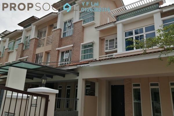 Terrace For Rent in LeVenue, Desa ParkCity Freehold Semi Furnished 5R/4B 3.8k