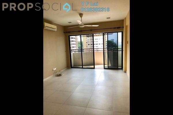 Condominium For Sale in Sri Desa, Kuchai Lama Freehold Semi Furnished 2R/2B 378k