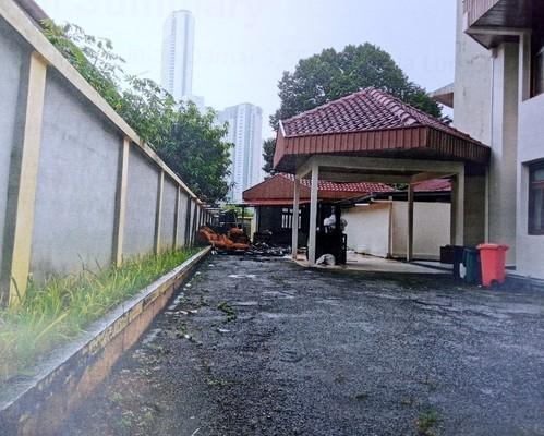 Bungalow For Sale in Jalan Damai, Kuala Lumpur Leasehold Unfurnished 9R/5B 6.68m
