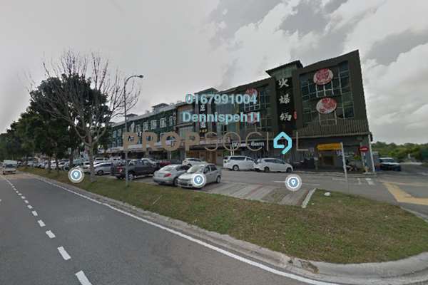 Shop For Rent in Taman Austin Heights, Tebrau Freehold Unfurnished 0R/0B 4.5k