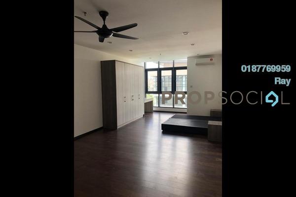 Condominium For Sale in Q Suite @ Queensville, Bandar Sri Permaisuri Freehold Semi Furnished 1R/1B 310k