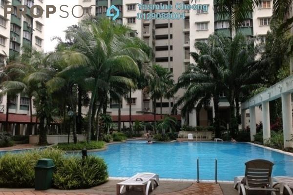 Condominium For Sale in Danau Impian, Taman Desa Freehold Semi Furnished 3R/2B 430k