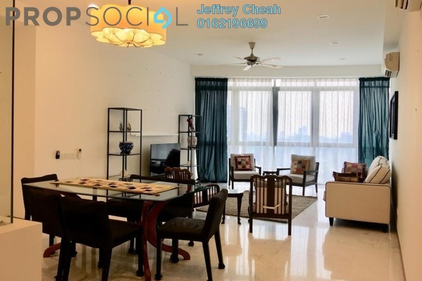 Condominium For Rent in Twins, Damansara Heights Freehold Fully Furnished 4R/4B 5k