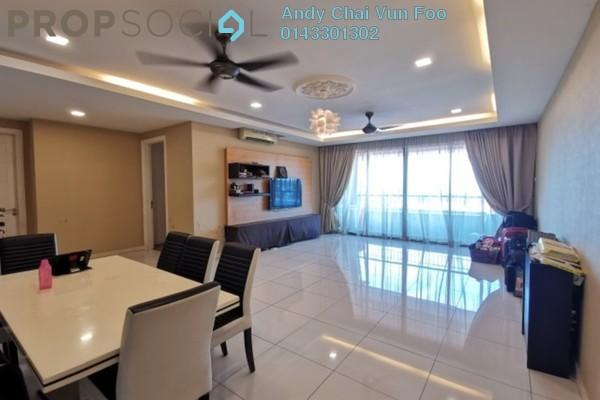 Condominium For Rent in Ara Hill, Ara Damansara Freehold Fully Furnished 3R/3B 4k