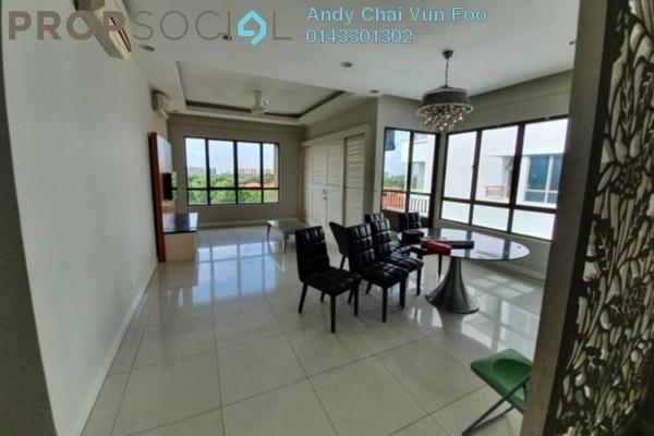 For Rent Condominium at Ara Hill, Ara Damansara Freehold Fully Furnished 3R/3B 4k