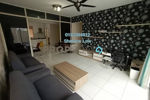Serviced Residence For Rent in Setia Walk, Pusat Bandar Puchong Freehold Fully Furnished 3R/2B 2.2k