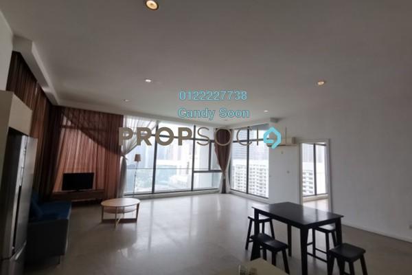 Serviced Residence For Rent in Bintang Fairlane Residences, Bukit Bintang Freehold Fully Furnished 3R/2B 4k