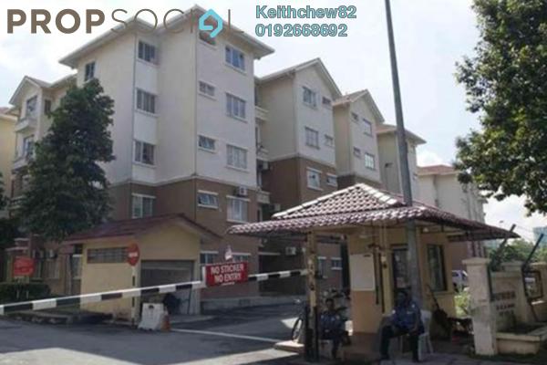 Apartment For Rent in Sri Ara Apartment, Ara Damansara Freehold Unfurnished 3R/2B 900translationmissing:en.pricing.unit
