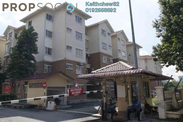 For Sale Apartment at Sri Ara Apartment, Ara Damansara Freehold Unfurnished 3R/2B 300k