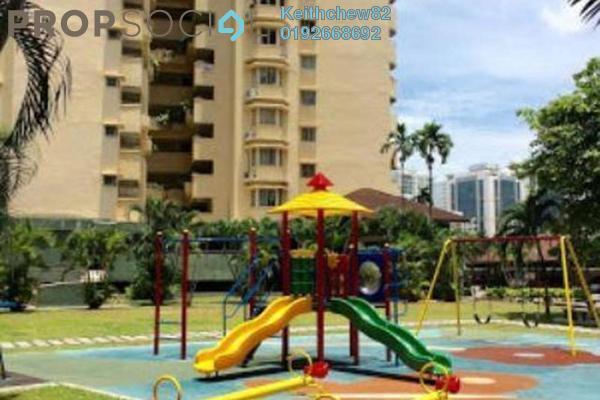 For Sale Apartment at Shang Villa, Kelana Jaya Freehold Unfurnished 3R/2B 430k