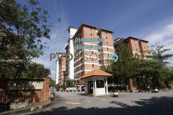 For Rent Condominium at Cypress, Bandar Sungai Long Freehold Semi Furnished 5R/3B 300translationmissing:en.pricing.unit