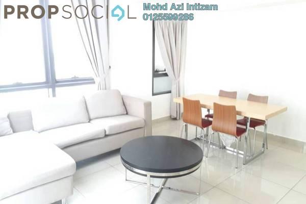 Condominium For Sale in Solstice @ Pan'gaea, Cyberjaya Freehold Semi Furnished 2R/2B 780k