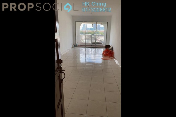 For Rent Condominium at Koi Tropika, Puchong Freehold Unfurnished 3R/2B 1.2k