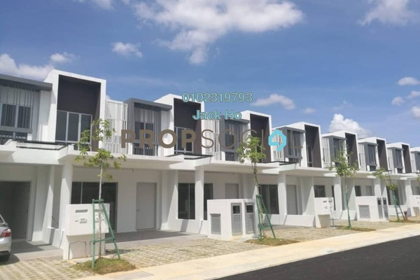 For Rent Terrace at Casa View Cybersouth, Cyberjaya Freehold Unfurnished 4R/3B 1.3k