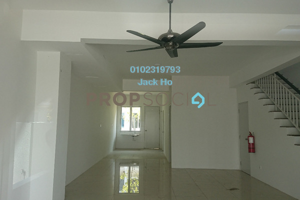 For Rent Terrace at Casa View Cybersouth, Cyberjaya Freehold Unfurnished 4R/3B 1.45k