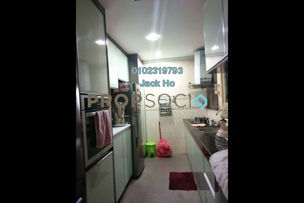 For Rent Apartment at Vista Pinggiran, Bandar Putra Permai Freehold Fully Furnished 3R/2B 1.5k