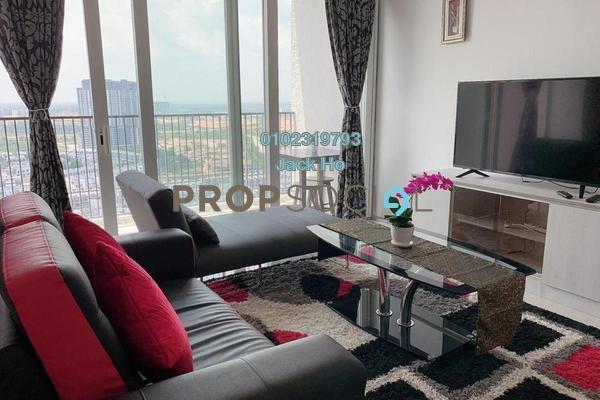 For Rent Condominium at Verdi Eco-dominiums, Cyberjaya Freehold Fully Furnished 2R/2B 2.1k