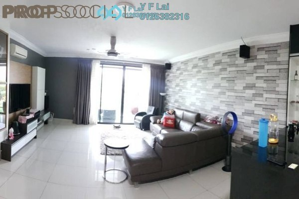 Condominium For Sale in Papillon Desahill, Taman Desa Freehold Fully Furnished 3R/2B 1.28m