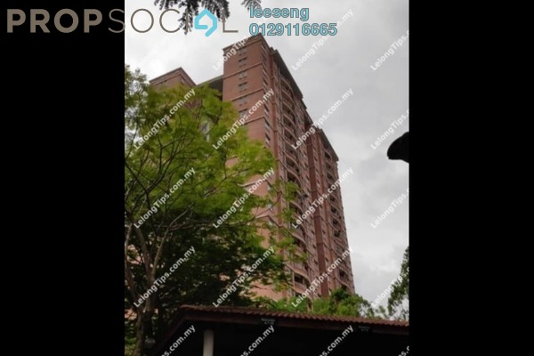 Condominium For Sale in Greenview Residence, Bandar Sungai Long Freehold Unfurnished 0R/0B 274k