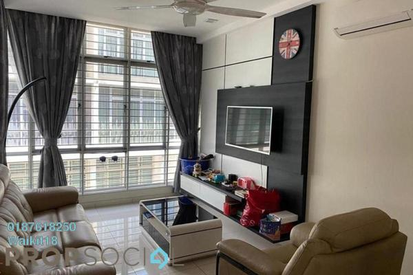 Townhouse For Rent in The Seed @ Sutera Utama, Skudai Freehold Fully Furnished 3R/3B 2k