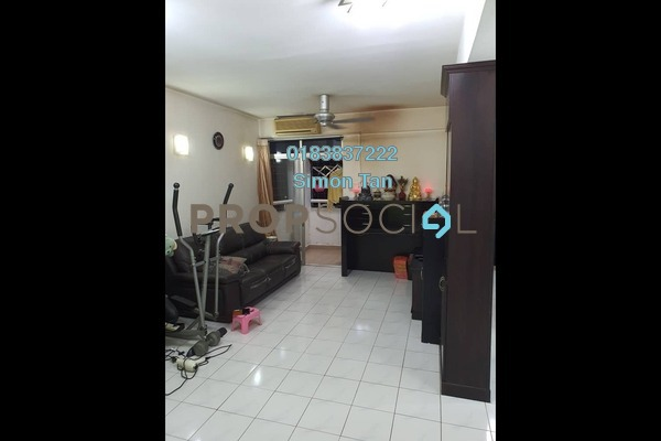 For Sale Condominium at D'Aman Crimson, Ara Damansara Freehold Semi Furnished 3R/2B 380k