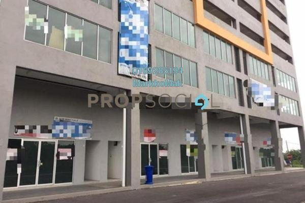 Shop For Sale in Ascotte Boulevard, Semenyih Freehold Unfurnished 2R/4B 650k
