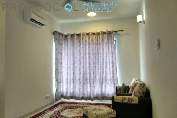 Condominium For Rent in Vega Residensi, Cyberjaya Freehold Semi Furnished 1R/1B 1.1k