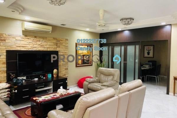 Terrace For Sale in Taman Bukit Serdang, Seri Kembangan Freehold Fully Furnished 5R/5B 848k