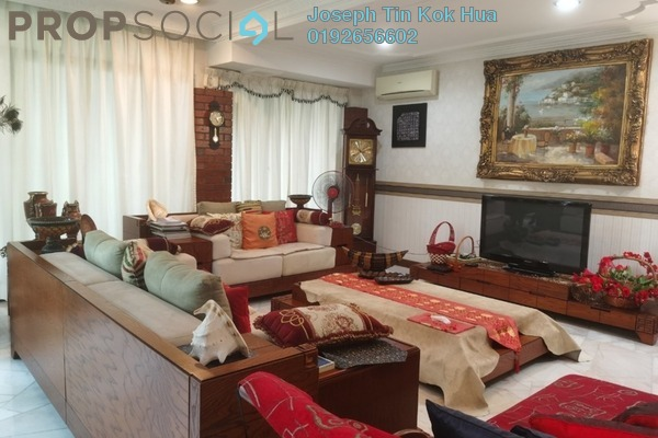 Semi-Detached For Sale in Taman OUG, Old Klang Road Freehold Semi Furnished 5R/6B 2m
