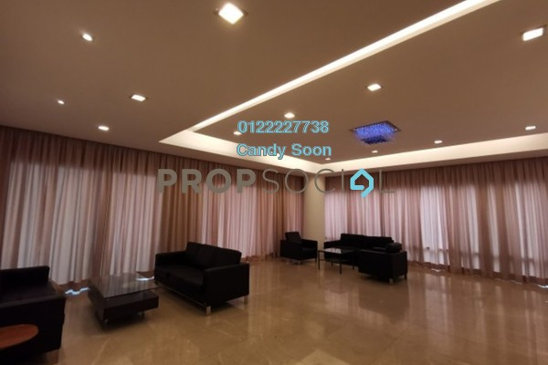 Condominium For Sale in Pavilion Residences, Bukit Bintang Freehold Fully Furnished 5R/6B 5.99m
